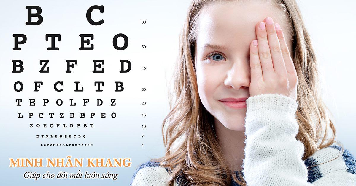 Đo thị lực là xét nghiệm cần thiết để chẩn đoán bệnh lý đục thủy tinh thể